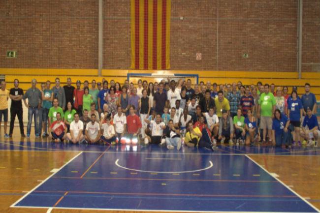 torneig futbol sala inclusiu a Martorell