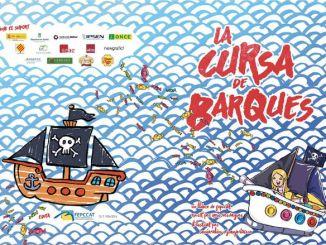 cartell conte de la cursa de barques fepccat