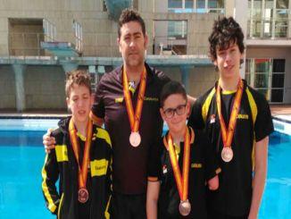 catalunya campionat espanya natació edat escolar