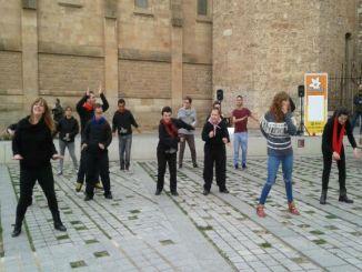 flashmob grandalla dia mundial síndrome down