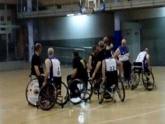 lliga catalana bàsquet cadira de rodes