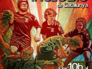cartell rugby inclusiu down catalunya