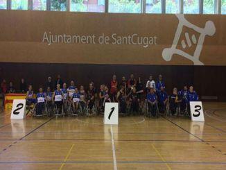cem hospitalet campió lliga catalana bàsquet cadira rodes
