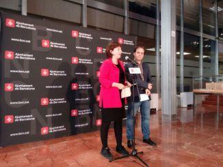 ajuntament barcelona acusació popular agressió síndrome down