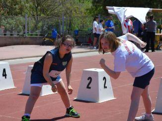 jornada escolar atletisme gavà discapacitat intel·lectual