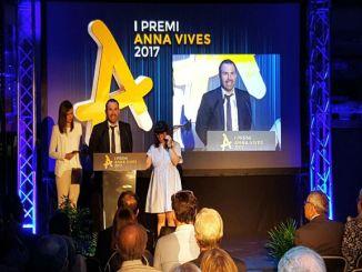 primer Premi Anna Vives integració laboral discapacitat