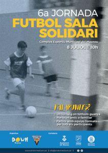 futbol sala solidari inclusiu el masnou