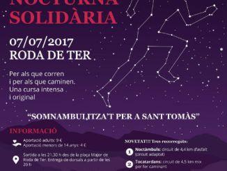 cartell la somnàmbula sant tomàs