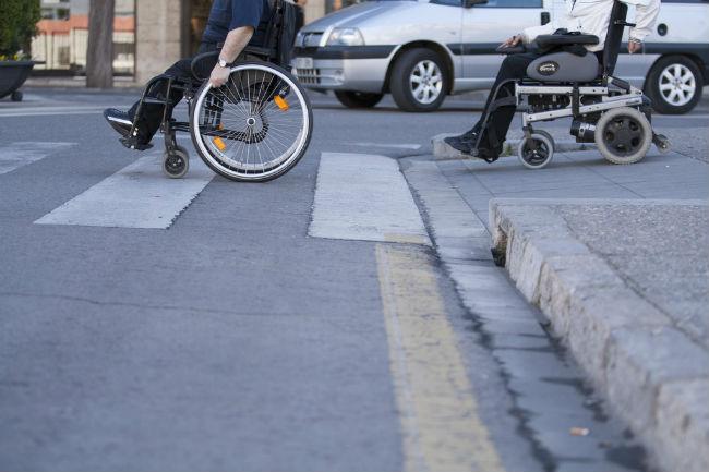 La Xarxa d'Accessibilitat i Vida Independent defensarà els drets de les persones amb discapacitat