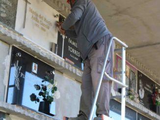 associació alba servei neteja làpides