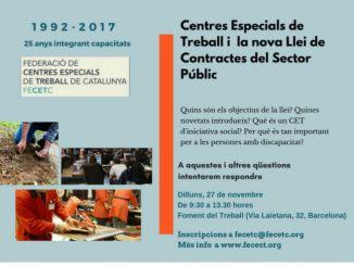 cartell jornada llei contractes sector públic