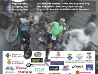 cartell mitja marató figueres usuaris cadira rodes