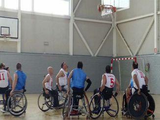 escola afa líder solitari lliga catalana bàsquet cadira rodes
