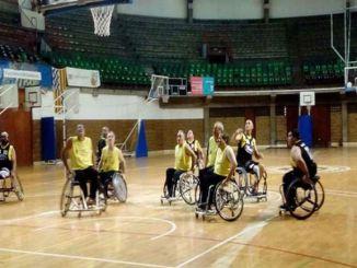 lliga catalana bàsquet cadira rodes nivell 2
