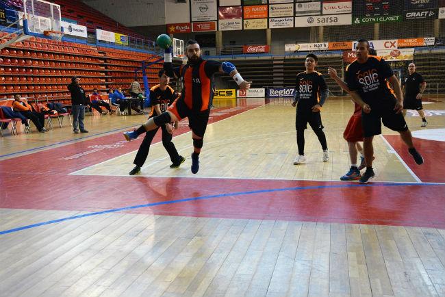 Èxit del triple Campionat de Catalunya d'esport adaptat Special Olympics-Acell a Manresa