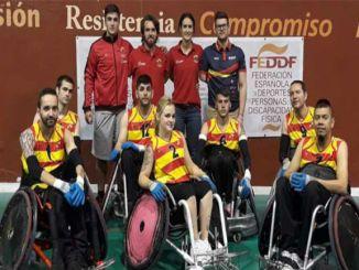 selecció catalana rugbi adaptat