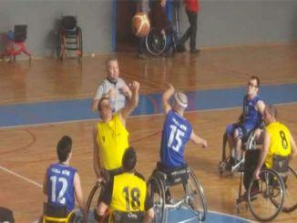 victòries lliga catalana bàsquet cadira rodes nivell 2