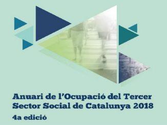 anuari ocupació 2018 tercer sector catalunya