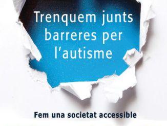 cartell dia mundial autisme recursos diagnòstic precoç
