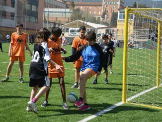 jornada escolar futbol discapacitat intel·lectual