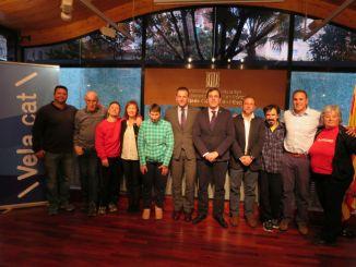 presentació campionat catalunya special vela inclusiva