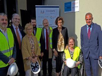 Dolors Montserrat compromís govern ocupació persones discapacitat