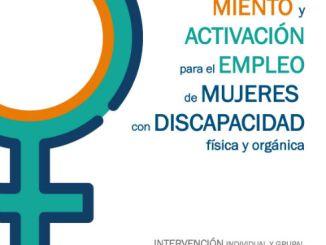 cartell programa apoderament dones discapacitat bcb