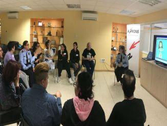 mossos taller prevenció abusos discapacitat intel·lectual