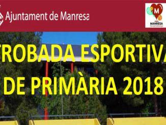 trobada esportiva alumnes primària Manresa jocs catalans