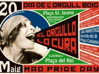 Barcelona dia orgull boig