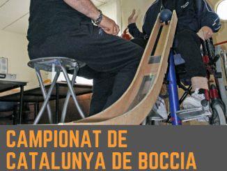 cartell campionat catalunya boccia pobla de mafumet