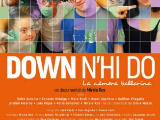 documental Down n'hi do càmera ballerina