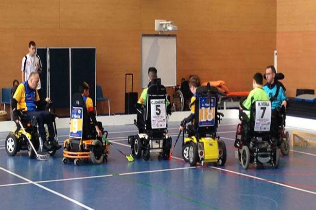hoquei cadira rodes esports equip jocs catalans manresa
