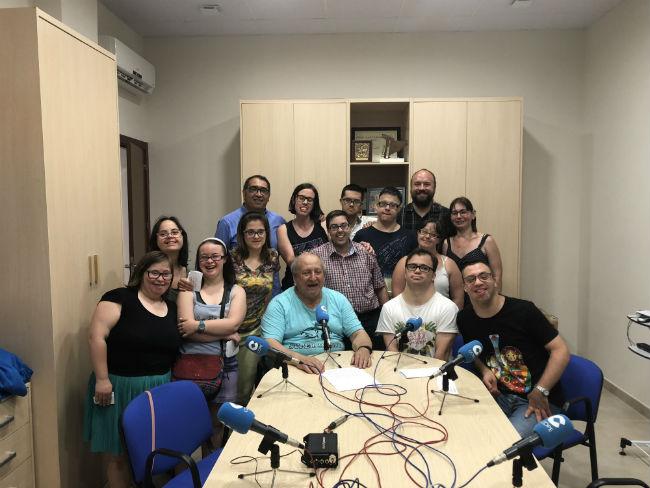 programa radio la nostra tarda 10 anys antena down lleida