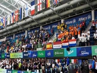 nedadors nedadores catalans campionat europa dublin
