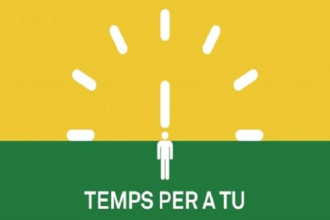 cartell servei lleure persones discapacitat temps per tu