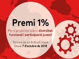 premi cnjc projectes diversitat funcional participació juvenil