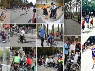 jornada incluisva esport adapatat arc triomf barcelona