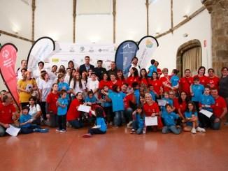 young athletes discipna esportiva jocs special olympics