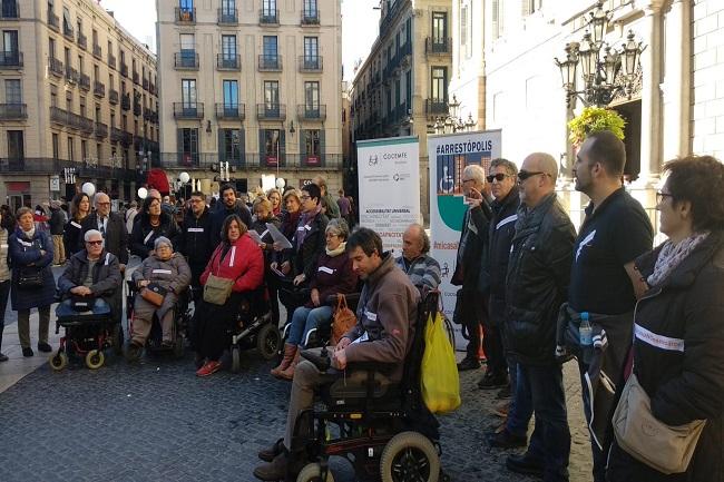cocemfe barcelona accessibilitat edificis habitatges