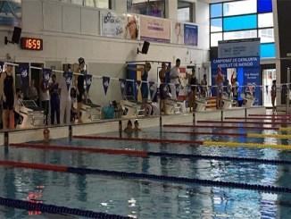 nova edició lliga catalana natació mataró