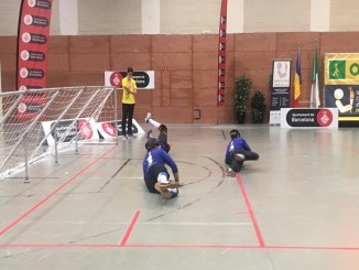 primer torneig internacional goalball ciutat barcelona
