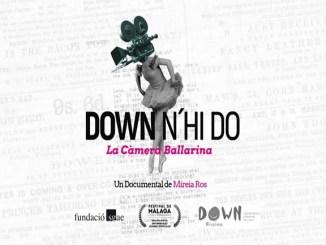 cartell documental down càmera ballarina cinemes girona