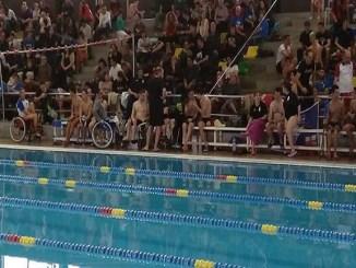 ponce i marquès líders lliga catalana natació segona jornada