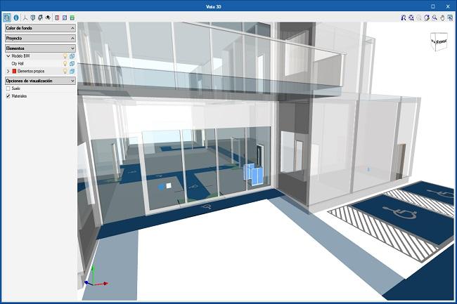 Rovira-Beleta assessorarà a CYPE en el desenvolupament d'un software d'accessibilitat en els edificis