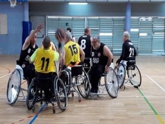 costa daurada liderat lliga catalana bàsquet cadira rodes nivell 2