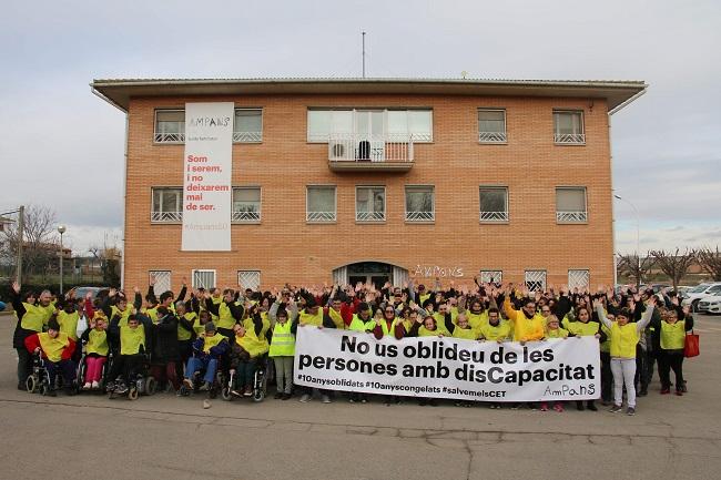 defensa carrer ampans sostenibilitat cets protegir treball