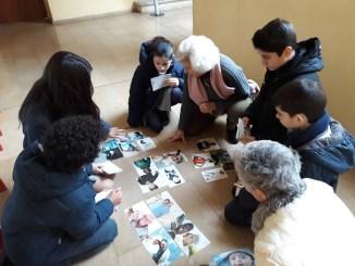 terrassa activitat educativa alumnes món diversitat