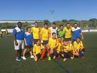 torneig internacional futbol 7 fedamar diversitat funcional
