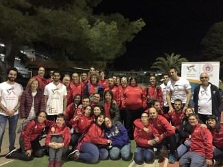 delegació esportistes catalans jocs special olympics Abu Dhabi